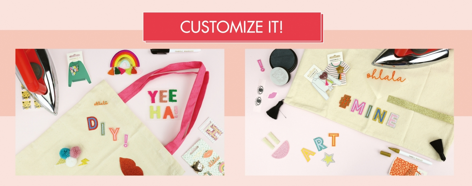 Customize it!